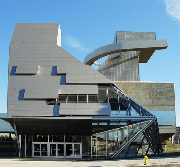 Bmw Columbus Ohio >> A HISTORY OF ARCHITECTURE - DECONSTRUCTIONISM