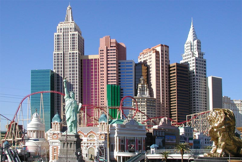 Simple Modern Architecture Vs Postmodern Vegas Hotel New York 1997 For Design Decorating