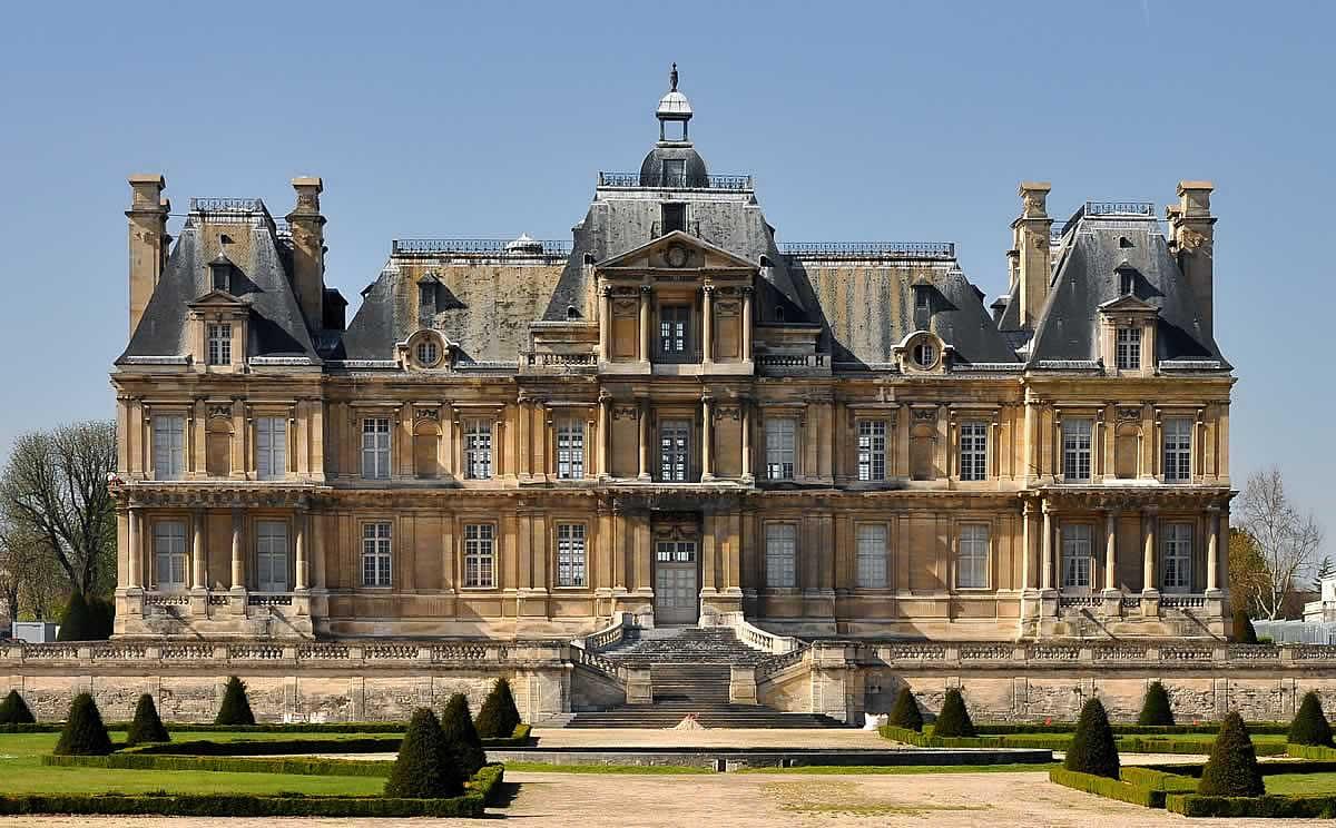 Historia architektury europejskiej tylko dla or w skr t - Le cosy maison laffitte ...