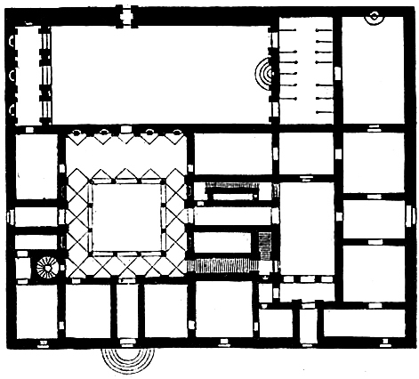 Cabin 24x24 House Plans moreover Question What Type Of House Provides Best Chi Flow besides 444237950715797535 as well 002 00 11 STYLE RENESANS also Plan De Maison Moderne Avec Piscine. on villa plans