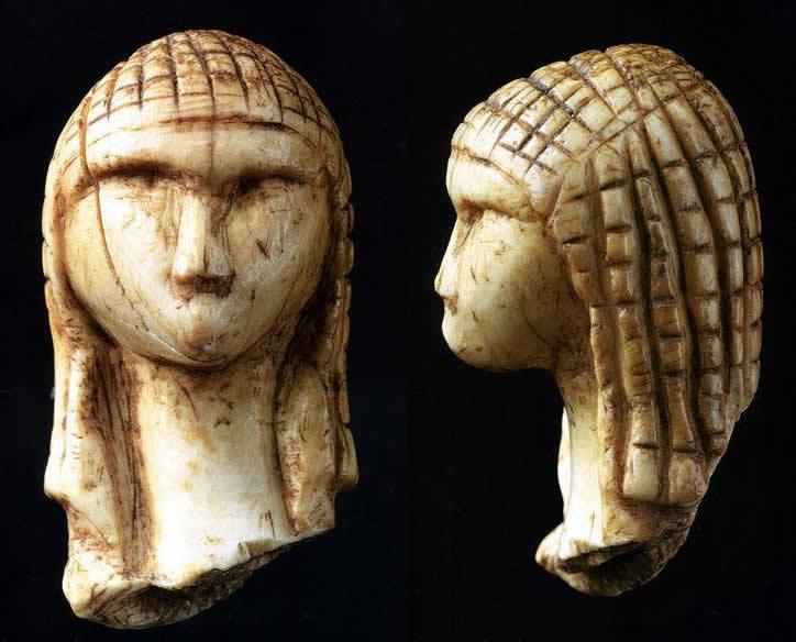 prehistoric art sculptures