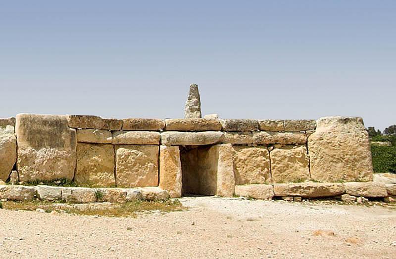 Megalit w Hagar Qim
