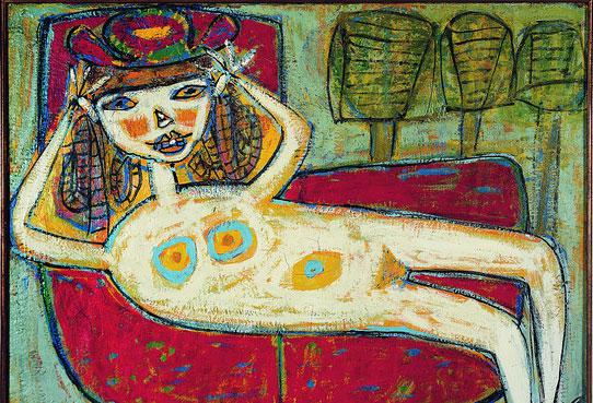PINTURAS DE JEAN DUBUFFET 1901-1985